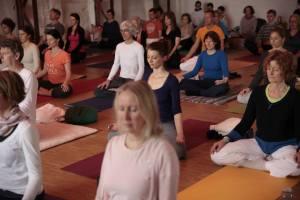 Yoga und Thai chi konferenz Münster 2014 4