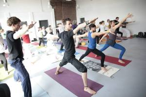 Yoga und Thai chi konferenz Münster 2014